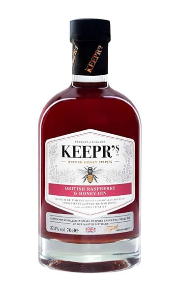 Keepr's Raspberry & Honey 70cl - Sky Wines home delivery