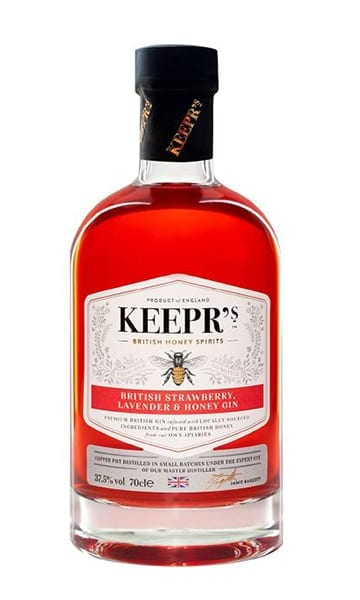 Keepr's Strawberry, Lavender & Honey 70cl - Sky Wines home delivery