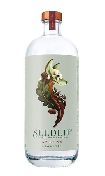 Seedlip Spice 94 Non-Alcoholic 70cl - Sky Wines home delivery