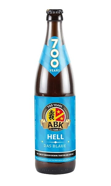 ABK Hell 330ml (Pack of 24) - Sky Wines home delivery