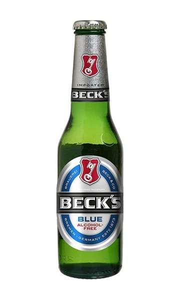 Becks Blue Non-Alcoholic 275ml (Pack of 24) - Sky Wines home delivery