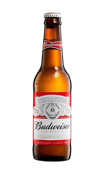 Budweiser 330ml (Pack of 24) - Sky Wines home delivery