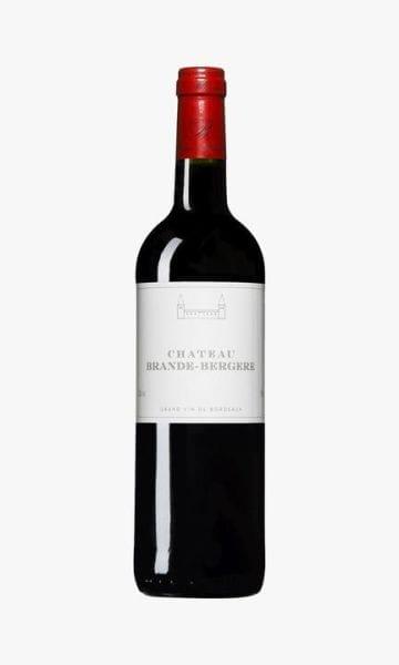 75cl Chateau Brande Bergere Grand Vin De Bordeaux - Sky Wines home delivery