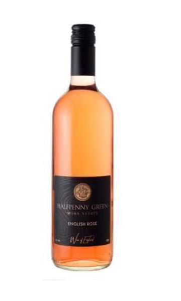 75cl Halfpenny Green English Rose - Sky Wines home delivery