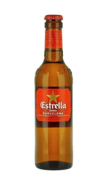 Estrella 330ml (Pack of 24) - Sky Wines home delivery