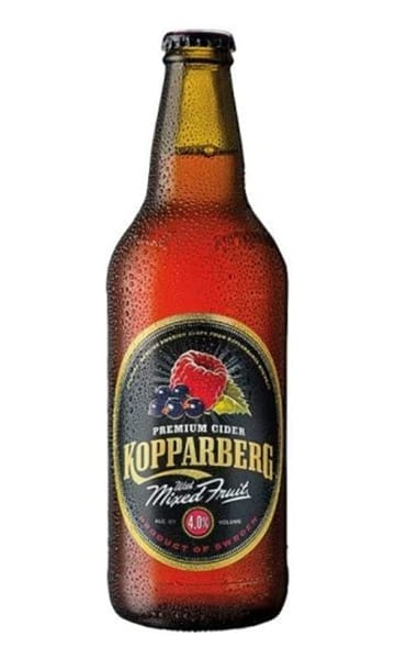 Kopparberg Mixed Fruit 500ml (Pack of 15) - Sky Wines home delivery