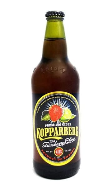 Kopparberg Strawberry & Lime 500ml (Pack of 15) - Sky Wines home delivery