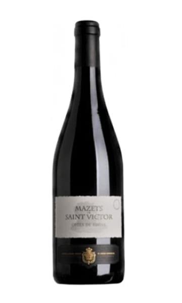 75cl Mazets De Saint Victor Cote Du Rhone - Sky Wines home delivery