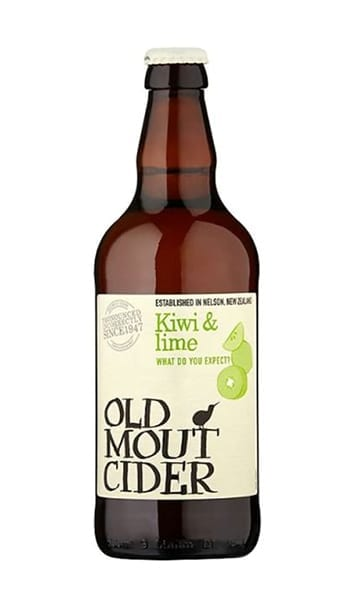 Old Mout Kiwi & Lime 500ml (Pack of 12) - Sky Wines home delivery