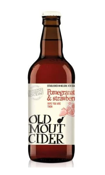 Old Mout Strawberry & Pomegranate 500ml (Pack of 12) - Sky Wines home delivery