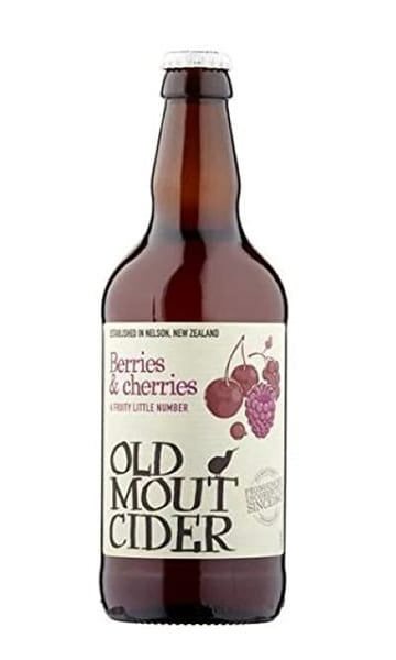 Old Mout Berries & Cherries 500ml (Pack of 12) - Sky Wines home delivery