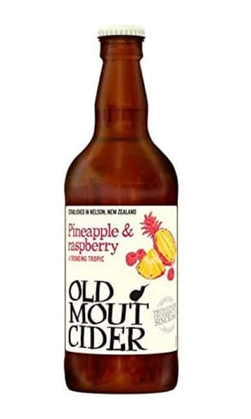 Old Mout Pineapple & Raspberry 500ml (Pack of 12) - Sky Wines home delivery