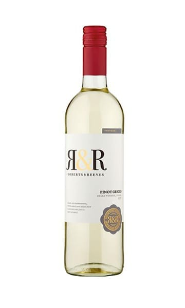 187ml Roberts & Reeve Pinot Grigio (Pack of 12) - Sky Wines home delivery