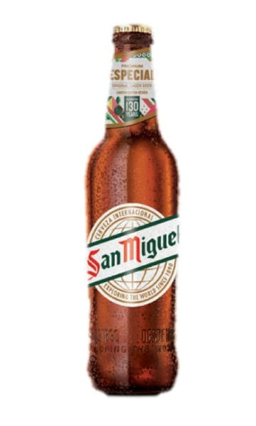 San Miguel 330ml (Pack of 24) - Sky Wines home delivery