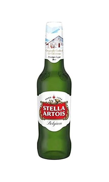 Stella 330ml (Pack of 24) - Sky Wines home delivery