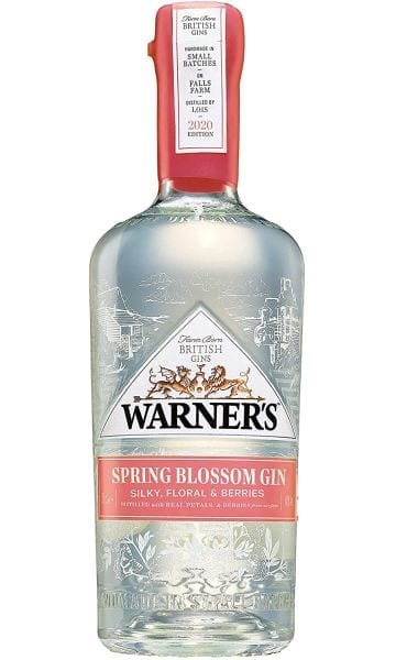 Warners Spring Blossom 70cl - Sky Wines home delivery