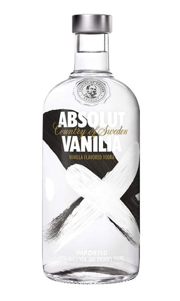 Absolut Vanilla 70cl - Sky Wines home delivery