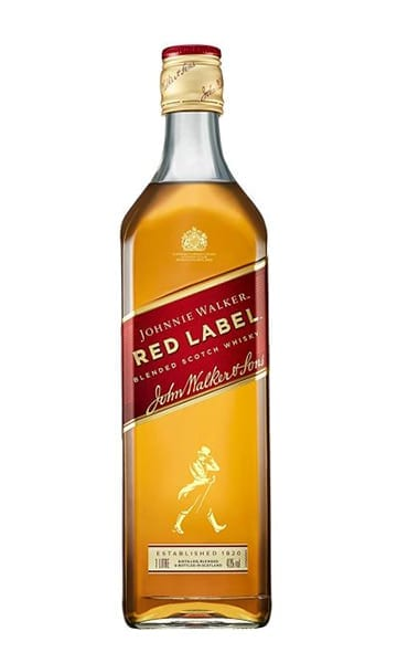Johnnie Walker Red Label 70cl - Sky Wines home delivery