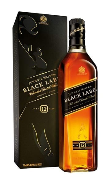 Johnnie Walker Black Label 70cl - Sky Wines home delivery