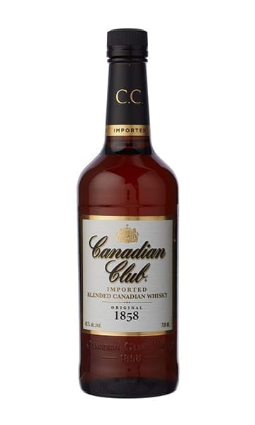 Canadian Club 70cl - Sky Wines home delivery