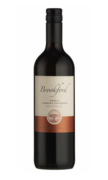 75cl Brookford Shiraz - Sky Wines home delivery