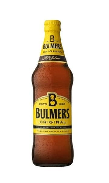 Bulmers Orginal 500ml (Pack of 12) - Sky Wines home delivery