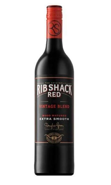 75cl Rib Shack - Sky Wines home delivery