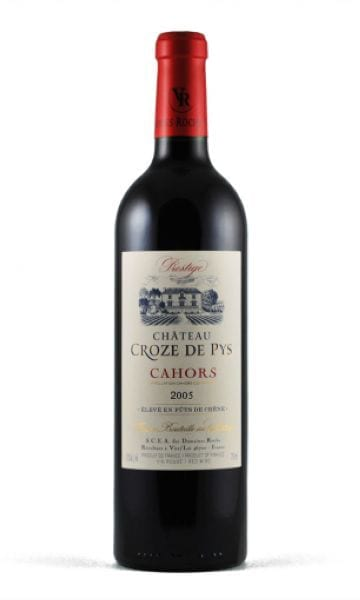 75cl Chateau Croze De Pys Cahors Malbec - Sky Wines home delivery