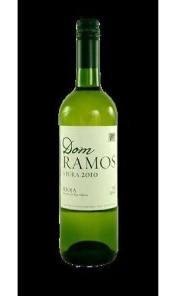 75cl Dom Ramos Blanco Rioja  - Sky Wines home delivery