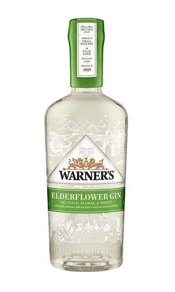 Warners Elderflower 70cl - Sky Wines home delivery