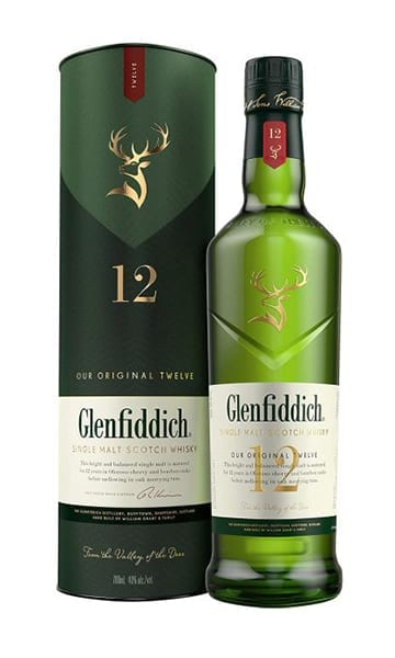 Glenfiddich 12yr 70cl - Sky Wines home delivery