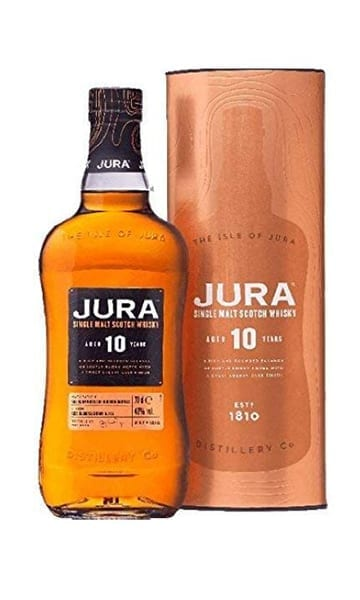 Isle Of Jura 10yr 70cl - Sky Wines home delivery
