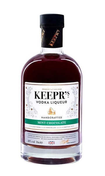 Keepr's Mint Chocolate 70cl - Sky Wines home delivery