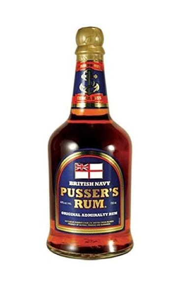 Pussers Blue Rum 70cl - Sky Wines home delivery
