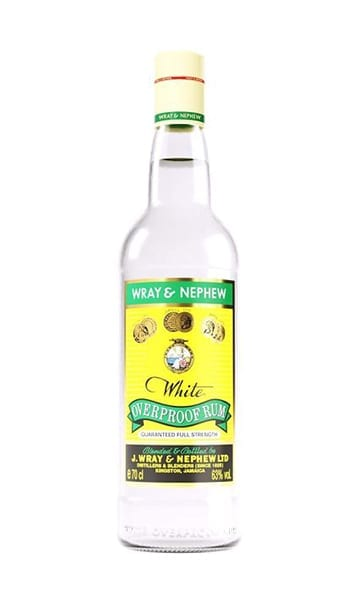 Wray & Nephew Over Proof Rum 70cl - Sky Wines home delivery