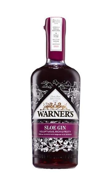 Warner Sloe 70cl - Sky Wines home delivery