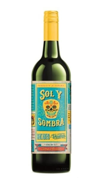 75cl Sol Y Sombra Macabeo - Sky Wines home delivery
