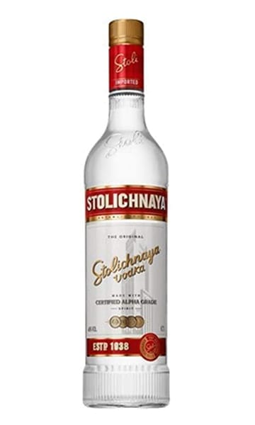 Stolichnaya 70cl - Sky Wines home delivery