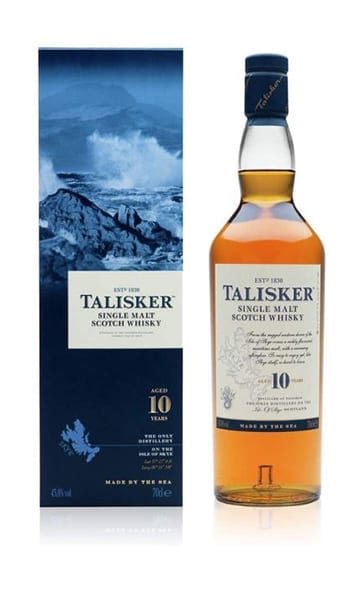 Talisker 10yr 70cl - Sky Wines home delivery