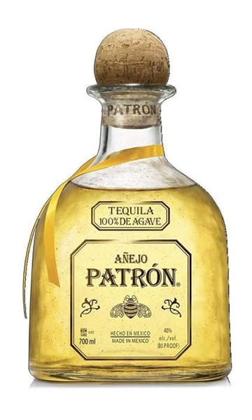 Patron Anejo Tequila 70cl - Sky Wines home delivery