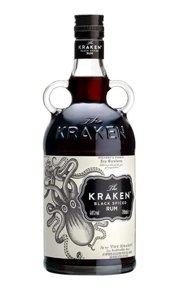 Kraken Black Spiced 70cl - Sky Wines home delivery