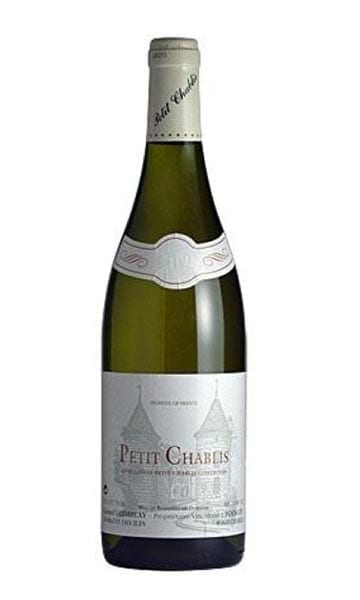 75cl Petit Chablis Gerard Tremblay - Sky Wines home delivery