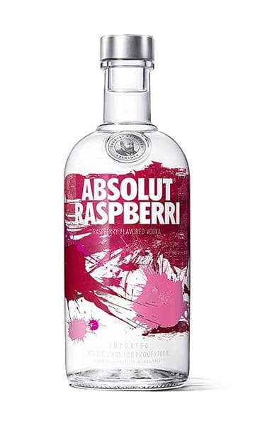 Absolut Raspberri 70cl - Sky Wines home delivery