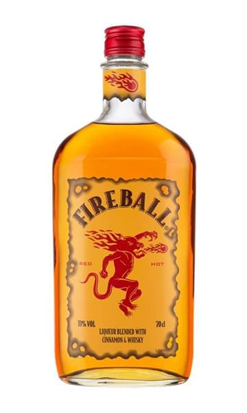 Fireball 70cl - Sky Wines home delivery