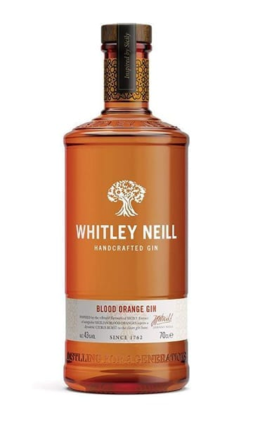 Whitley Neill Blood Orange 70cl - Sky Wines home delivery