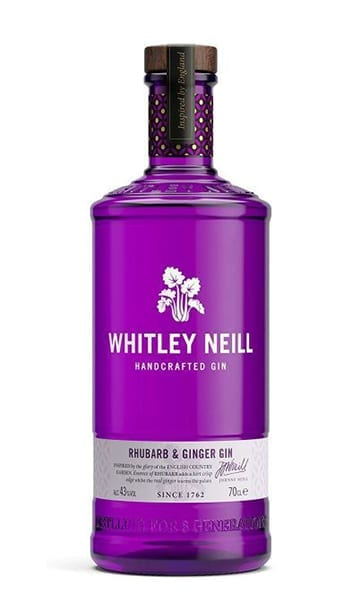 Whitley Neill Rhubarb & Ginger 70cl - Sky Wines home delivery