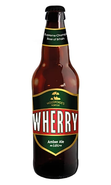 Woodfordes Wherry 500ml (Pack of 8) - Sky Wines home delivery