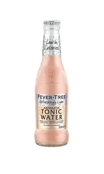 Fever-Tree Refreshingly Light Aromatic Tonic 200ml (Pack of 24) - Sky Wines home delivery