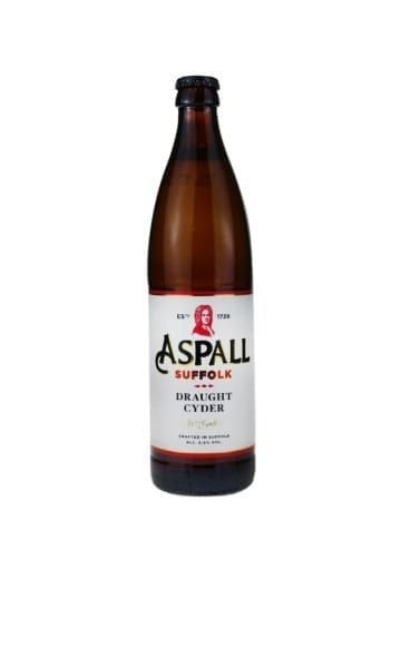 Aspall Draught Cyder 500ml (Pack of 12) - Sky Wines home delivery
