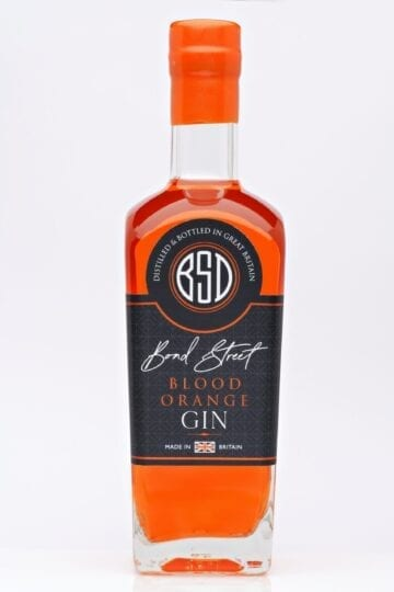 Bond Street Blood Orange 70cl - Sky Wines home delivery